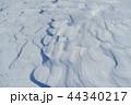 雪原の紋様 44340217