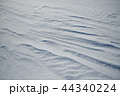 雪原の紋様 44340224