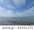 青空 青色 晴れの写真 44341225