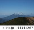 安達太良山から見える磐梯山 44341267