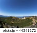 安達太良山から見える磐梯山 44341272