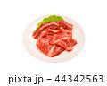 焼肉 生肉 44342563