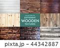 風合い ウッド 木の写真 44342887