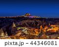 Night view of Cappadocia, Turkey 44346081