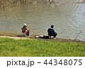 釣り フナ釣りの風景 44348075