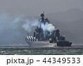 ロシアミサイル巡洋艦「ヴァリャーグ」 44349533