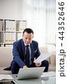 男 男性 ビジネスマンの写真 44352646