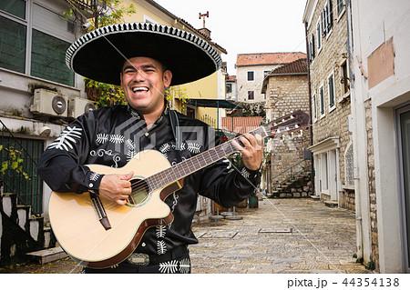 Mexican musician mariachi 44354138