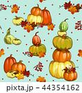 パターン 柄 模様のイラスト 44354162