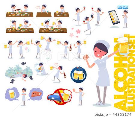 flat type Nurse women_alcohol 44355174