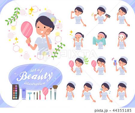 flat type Nurse women_beauty 44355185