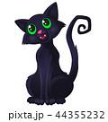 ねこ ネコ 猫のイラスト 44355232