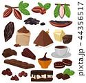 食 料理 食べ物のイラスト 44356517