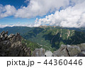山 山岳 北アルプスの写真 44360446