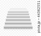 段 かいだん 階段のイラスト 44362551