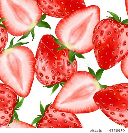 Strawberry. Seamless pattern 6 44366980