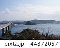 角島大橋 角島 大橋の写真 44372057