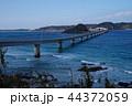 角島大橋 角島 大橋の写真 44372059