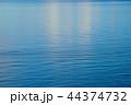 海 波 水面の写真 44374732