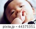 赤ちゃんの手 44375351