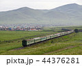 鉄道 機関車 線路の写真 44376281