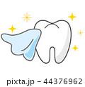 歯磨きシート 防災・災害対策 44376962