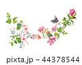 お花 フラワー 花のイラスト 44378544
