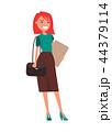 起業家 実業家 起業のイラスト 44379114