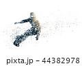 snowboard silhouette 2 44382978