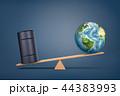 バランス 平衡 均衡のイラスト 44383993