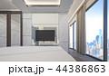 ベッド 寝台 寝床のイラスト 44386863