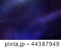 スペース 空間 宇宙のイラスト 44387949
