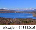 山中湖と南アルプス-27116 44388016