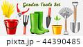 ガーデン 器具 道具のイラスト 44390485