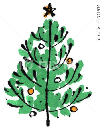 クリスマスツリー 44391930