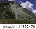 スイス 山岳 土砂崩れ 44392470