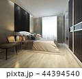 ベッドルーム 寝室 現代のイラスト 44394540