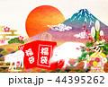亥 初売り 福袋のイラスト 44395262
