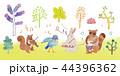 山の音楽家 芝生 44396362