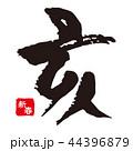 亥 文字 干支のイラスト 44396879