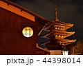 法観寺 八坂の塔 五重塔の写真 44398014