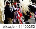 民話の里 遠野まつり しし踊り 44400252