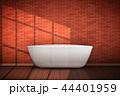 お風呂 浴室 風呂のイラスト 44401959