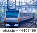 中央線 E233系 電車の写真 44402499