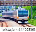 中央線 E233系 電車の写真 44402505