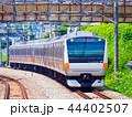 中央線 E233系 電車の写真 44402507