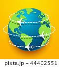 地球 グローバル 探検するのイラスト 44402551