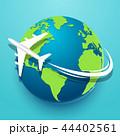 地球 グローバル 探検するのイラスト 44402561