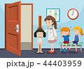 子 子供 児童のイラスト 44403959