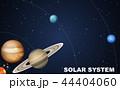ソーラー 太陽 系のイラスト 44404060